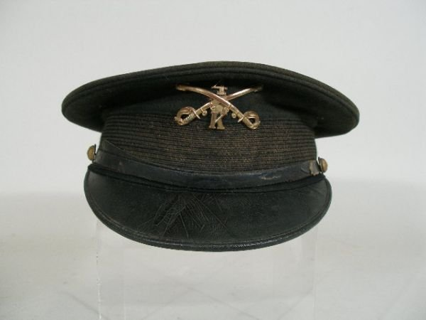 1006: US Army Calvary Hat, WWI Era,