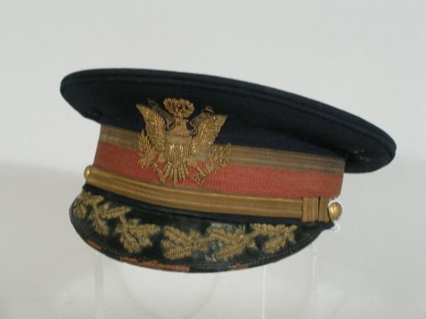 1018: US Army Senior Officer's Hat, c.1900,