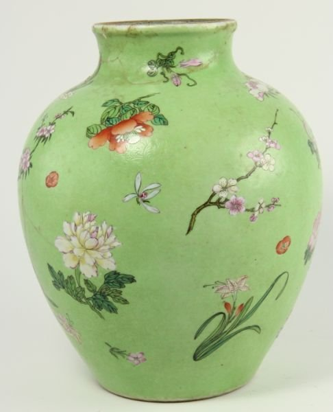 30: Chinese Porcelain Vase