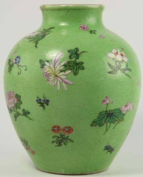 30: Chinese Porcelain Vase - 2