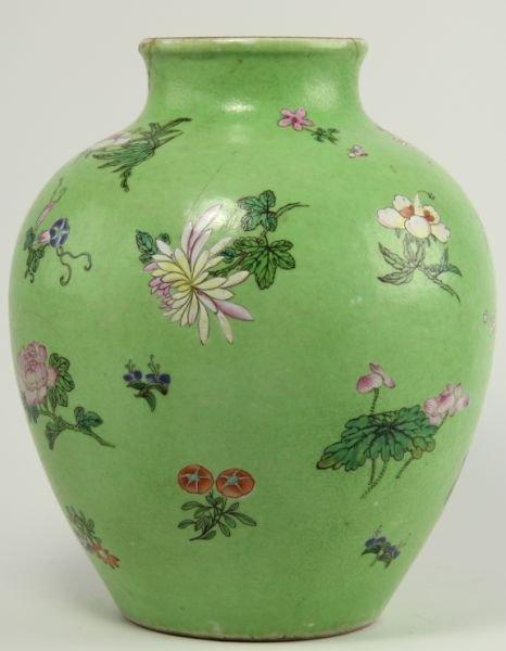 30: Chinese Porcelain Vase - 3