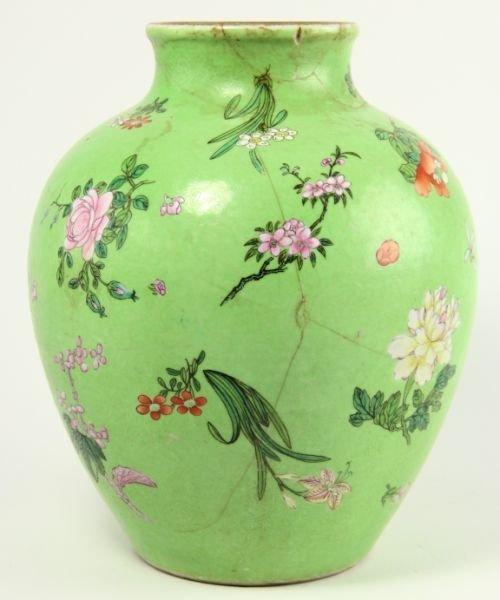 30: Chinese Porcelain Vase - 4