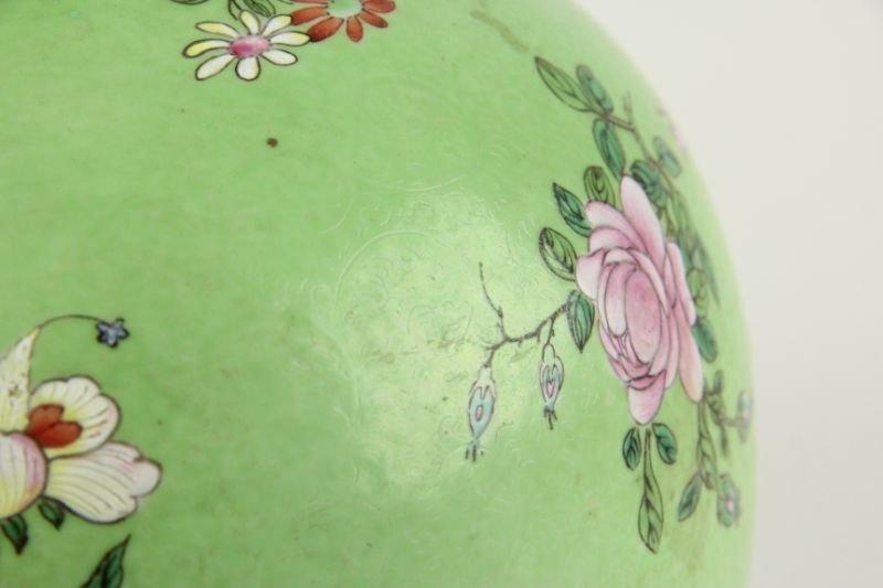30: Chinese Porcelain Vase - 6