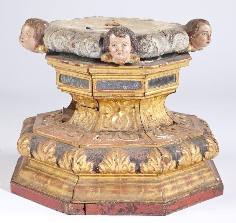113: Venetian Pedestal
