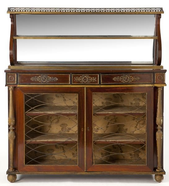 276: English Regency Style Sideboard