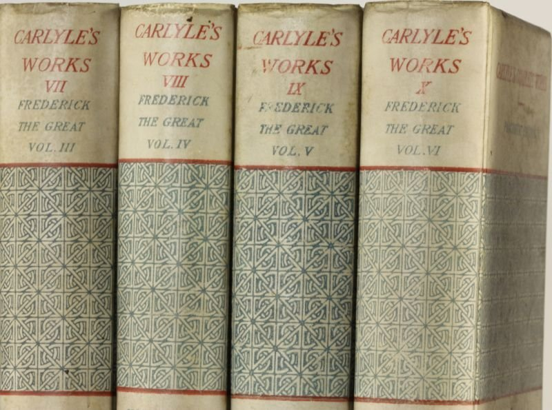 381: The Parchment Edition of Thomas Carlyle's Works - 10