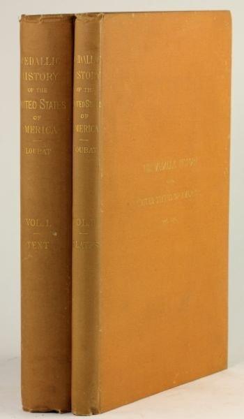 437: Centennial Book on American Medals