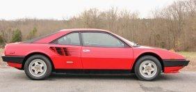 597: 1981 Ferrari Mondial 8