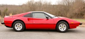 598: 1980 Ferrari 308 GTS