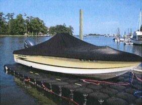 600: 2003 Hyrda-Sports 23' Bay Boat