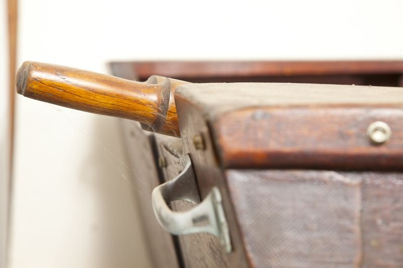 601: Chris-Craft Mahogany Skiff - 10