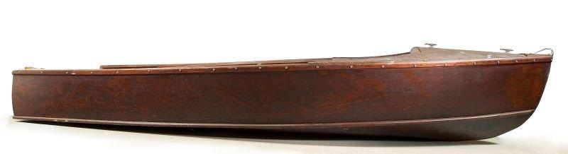 601: Chris-Craft Mahogany Skiff - 3