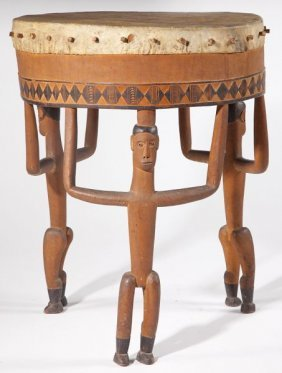 African Drum / Table