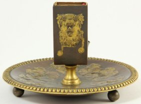 Bronze Ashtray