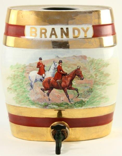 792: Tunstall Brandy Keg