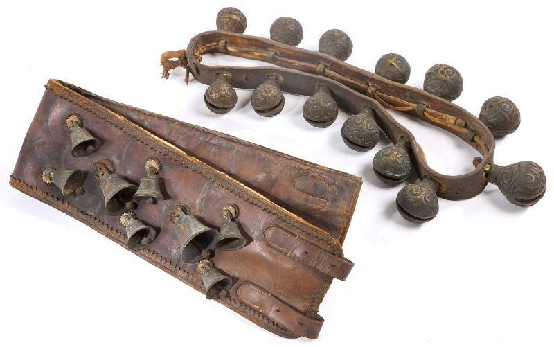 815: Pair of Russian Sleigh Bells