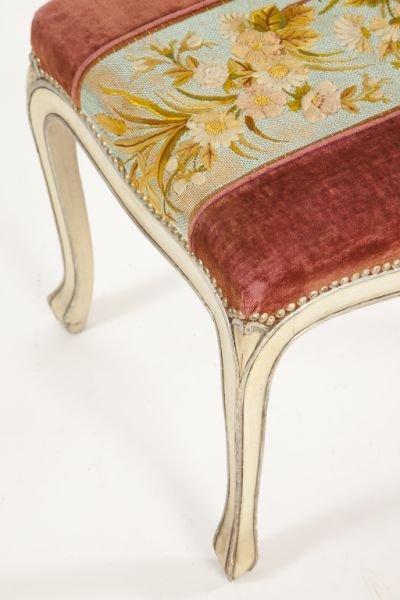 911: Louis XV Style Dressing Bench - 2