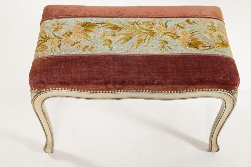 911: Louis XV Style Dressing Bench - 3