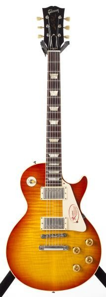 6: Gibson Les Paul 1959 Reissue