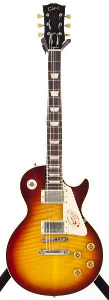 7: Gibson Les Paul 1959 Reissue