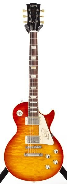 9: Gibson Les Paul 1960 Reissue