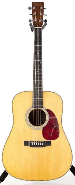 48: 1998 Martin HD-28 Flattop Acoustic Guitar
