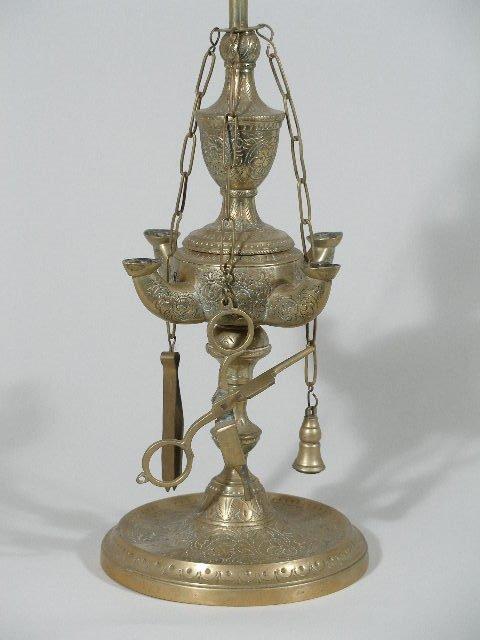 2016: Brass Lamp, - 2