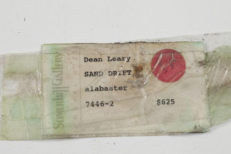 """20: Dean Leary (NC), """"Sand Drift"""" - 6"""
