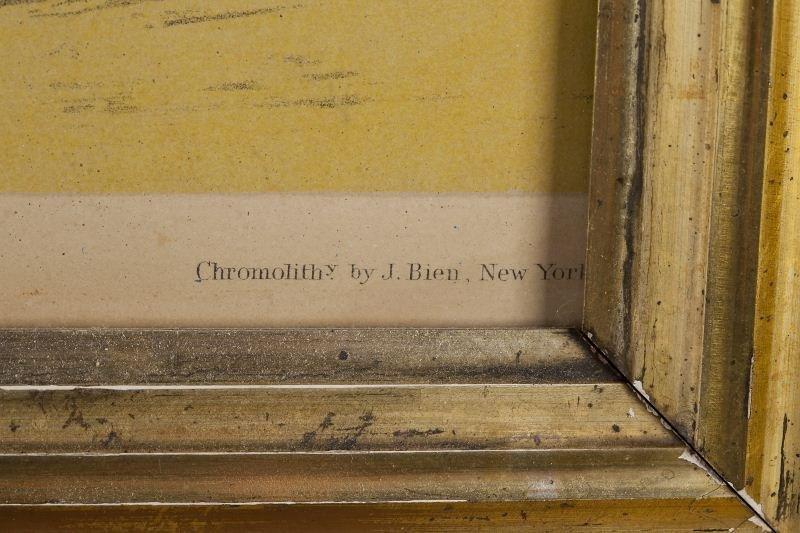 "124: after Audubon (1785-1851), ""Great White Heron"" - 2"