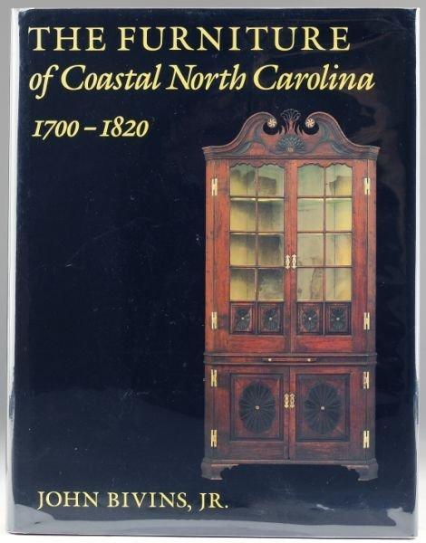 "137: ""The Furniture of Coastal NC"" by John Bivins, Jr."