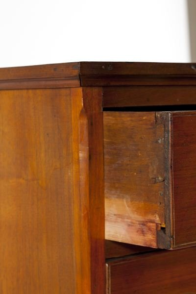 141: Southern Chippendale Chest of Drawers - 3