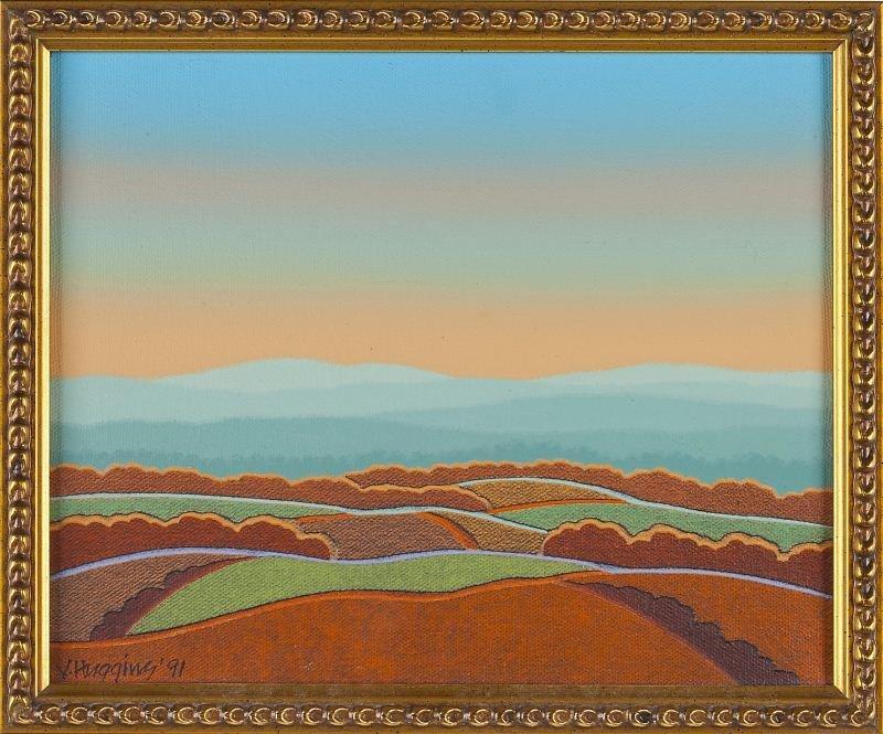 167: Vic Huggins (NC, 1936-2007), Blue Ridge
