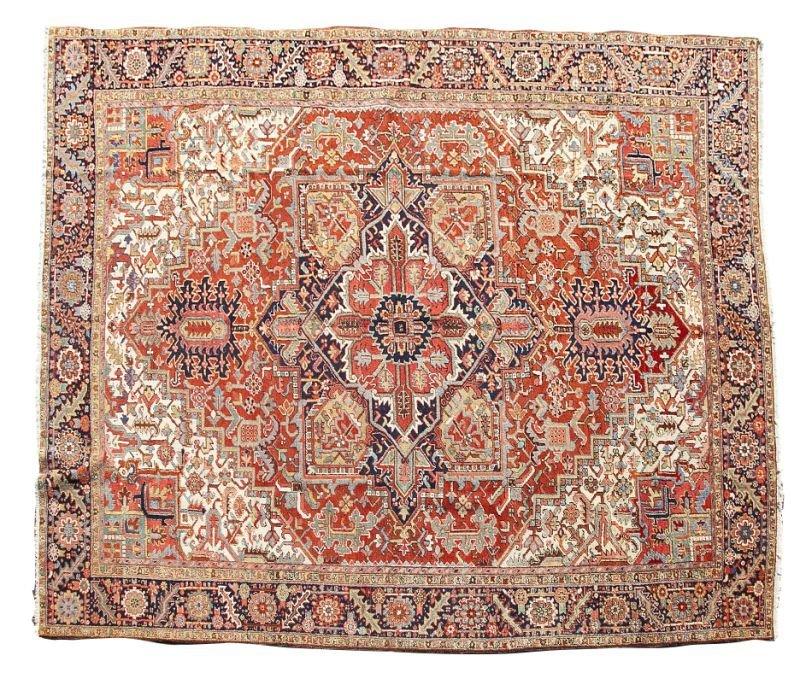 176: Heriz Room Size Carpet
