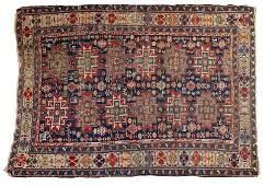 181 Antique Caucasian Area Rug