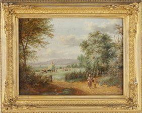 James Howe Carse (Br., 1818-1900), Haying