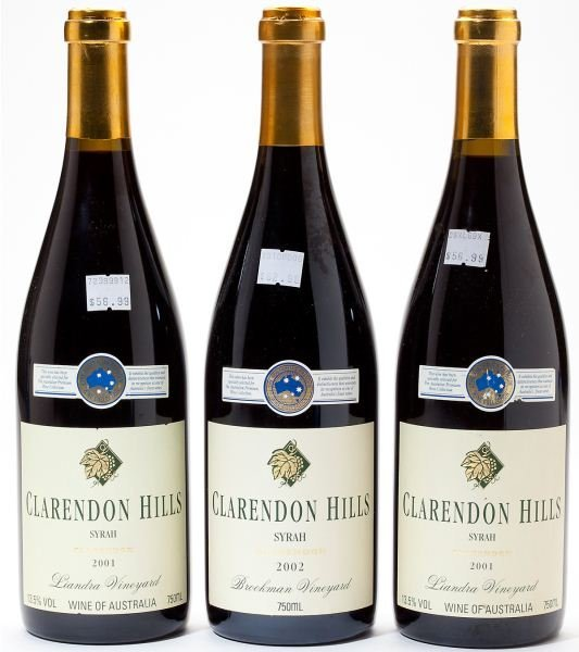 3002: 2001 & 2002 Clarendon Hills