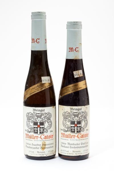 3005: 1986 & 1989 Muller Catoir
