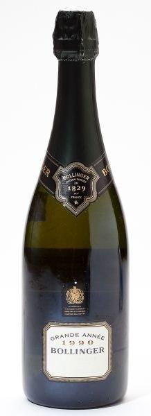 3008: Bollinger Champagne