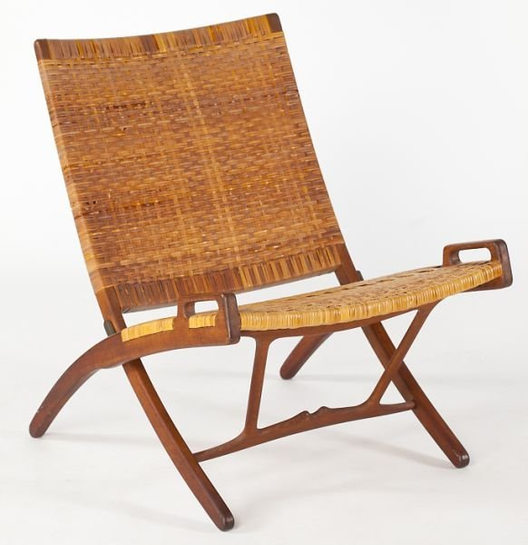 122: Hans Wegner, Folding Chair, 1949