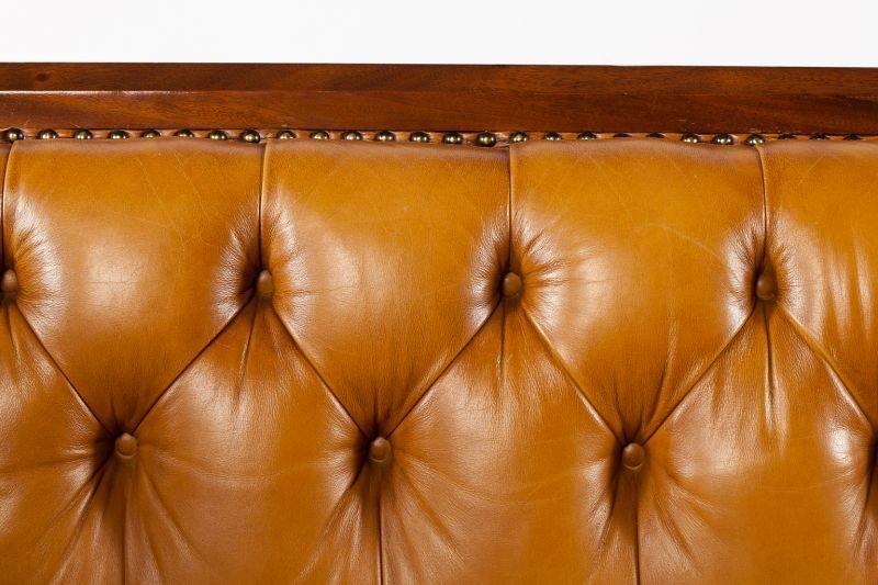 541: Edwardian Style Chesterfield Sofa - 3