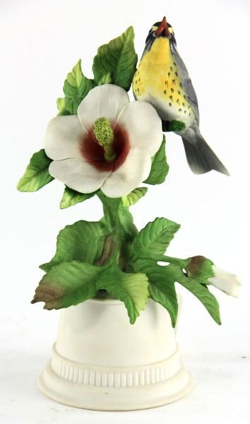 60: Boehm Porcelain Bird