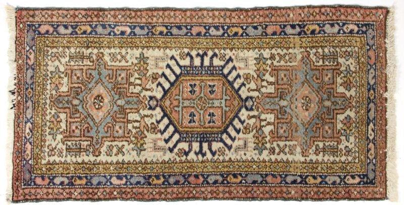 71: Hand-Tied Persian Area Rug