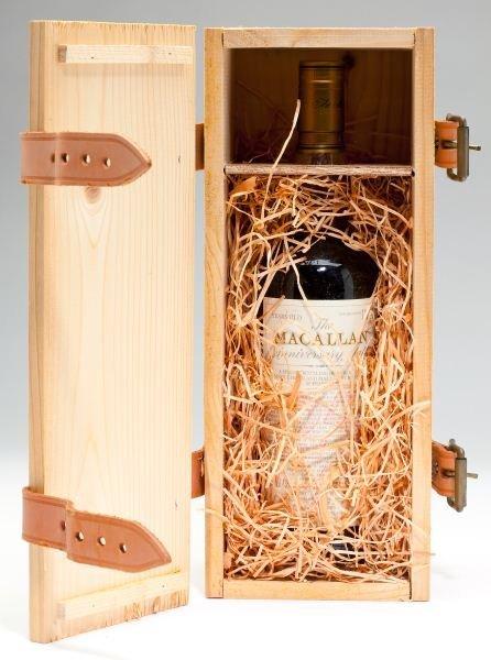 The Macallan Anniversary Malt 25 Year Old
