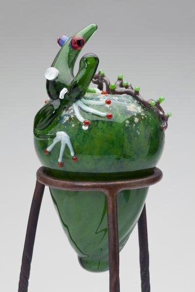 John Nygren (NC), Three Glass Sculptures - 3