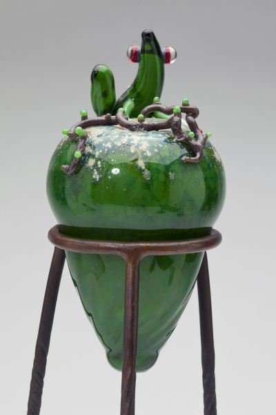 John Nygren (NC), Three Glass Sculptures - 4