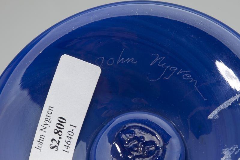 John Nygren (NC), Three Glass Sculptures - 7