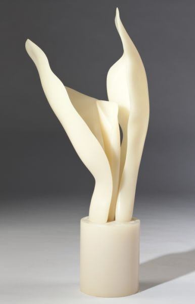 Masatoyo Kishi (b. 1924), Abstract Sculpture