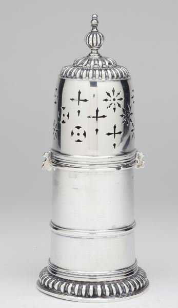 Irish Silver Caster