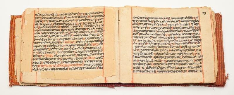 Indian Manuscript Book, Rajasthan, 1780 - 2