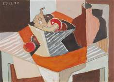 Edmund Kinzinger (TX, 1888-1963), Untitled
